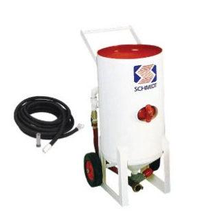 Sandblaster w/ Remote – 300 lb. Pot