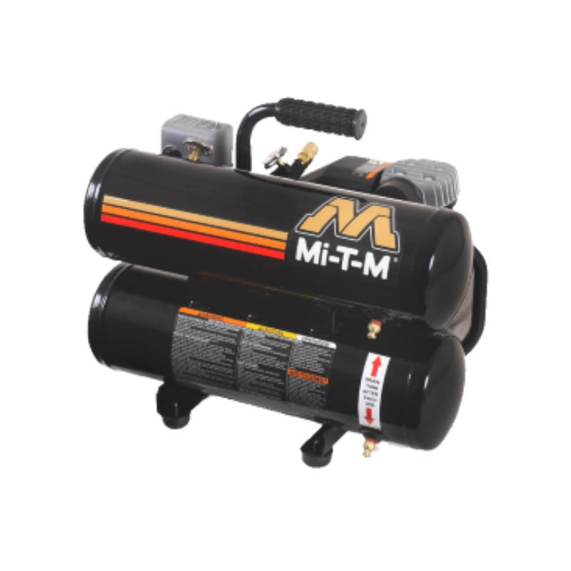 Mi-T-M AC1-HE02-05M1 1 1/4 HP Air Compressor