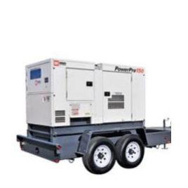 Generator – 150 KW