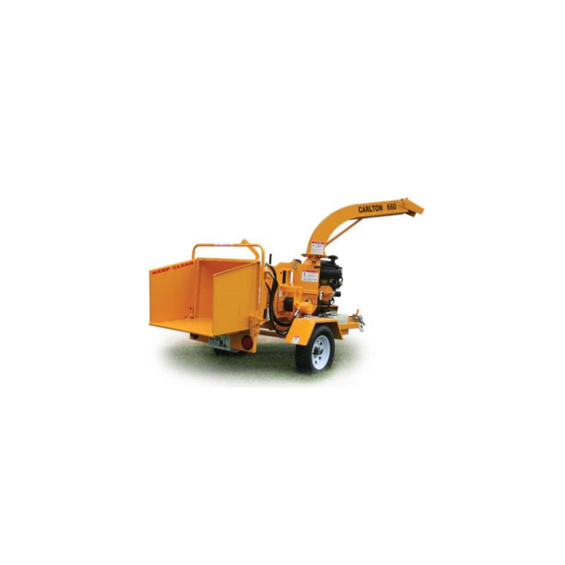 Heavy Duty Tree Chipper