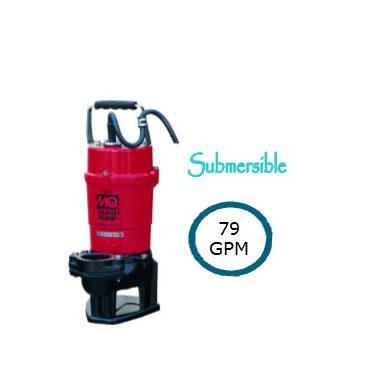 2″ Submersible Trash Pump