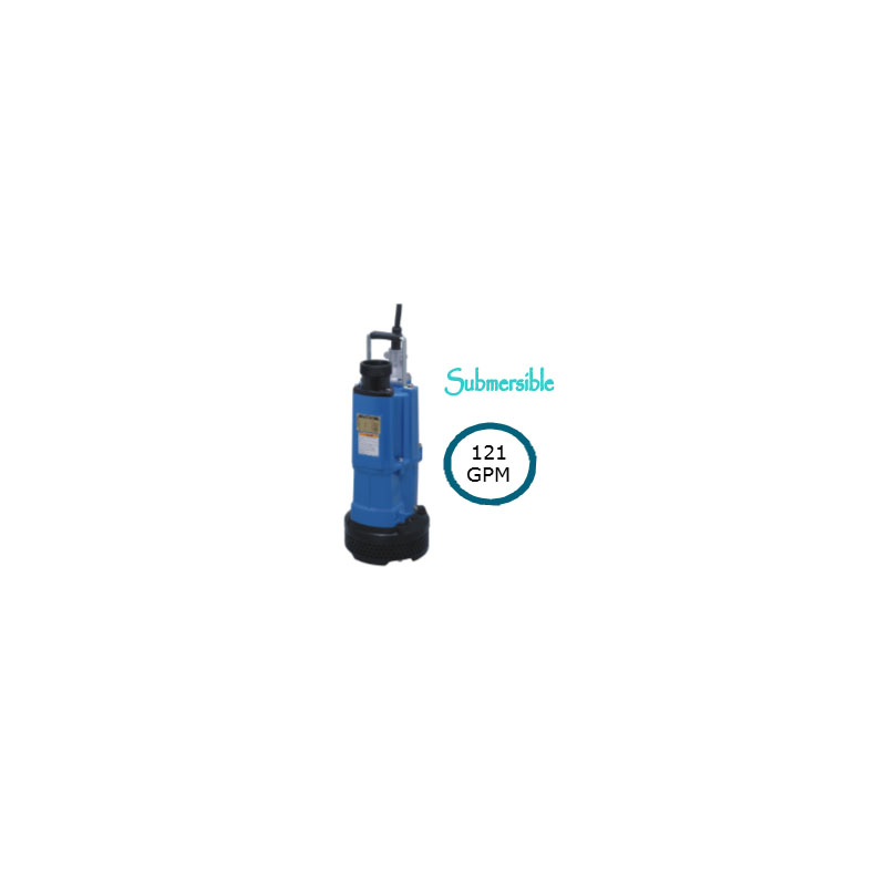 3″ Submersible Trash Pump –