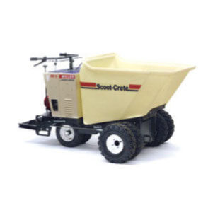 Miller MB16/21 Cu. Ft. Ride-On Concrete Buggy
