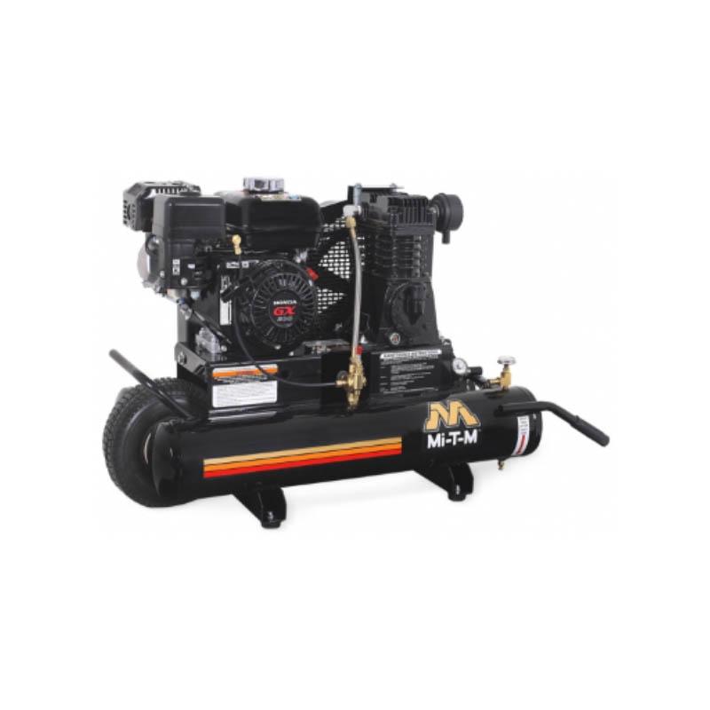 Emglo MG8HGA 8P 15 CFM Gas Air Compressor