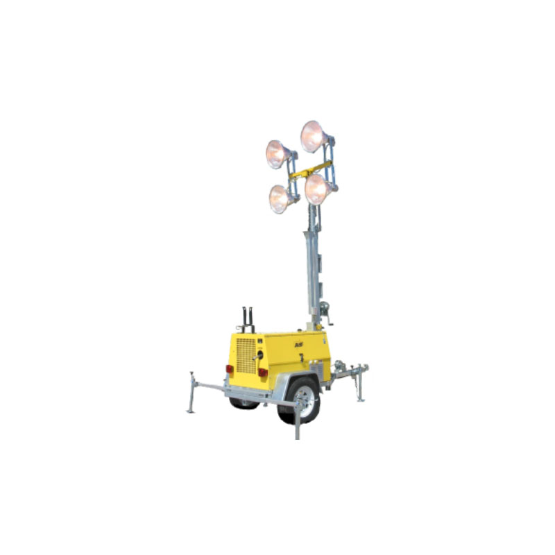 Light Tower w/Generator