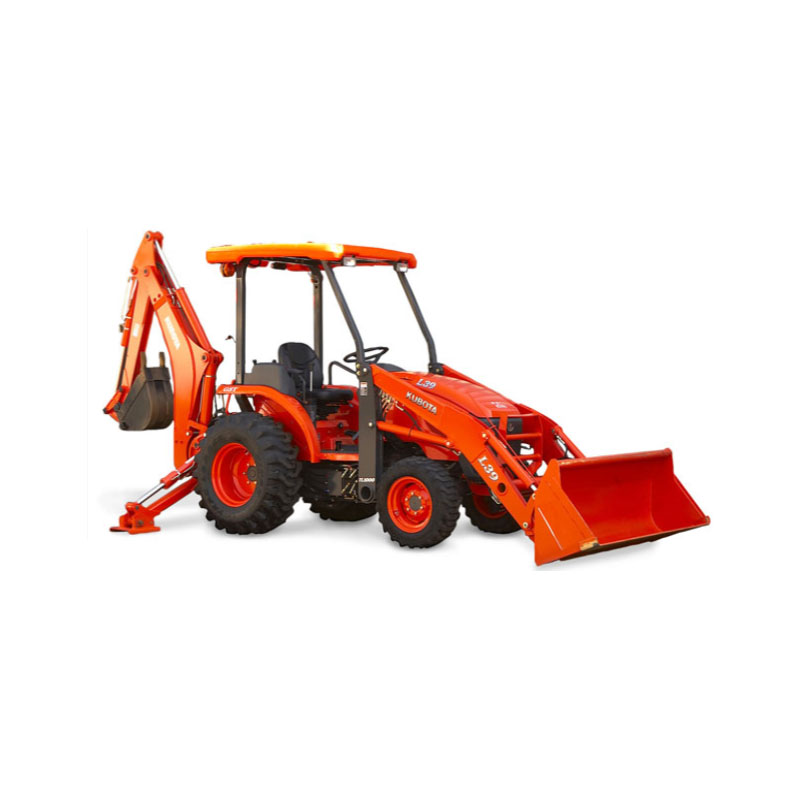 JD Tractor Loader Backhoe