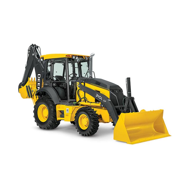 JD Tractor Loader Backhoe