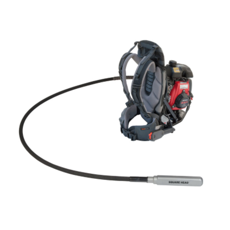 Backpack Vibrator