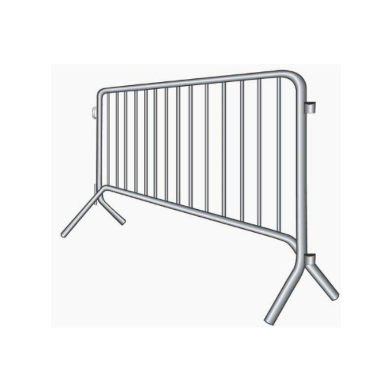 Temporary Fence – Bike Rack