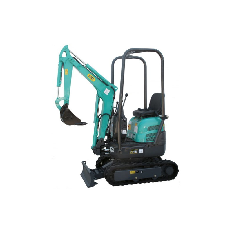 Battery Powered Excavator
