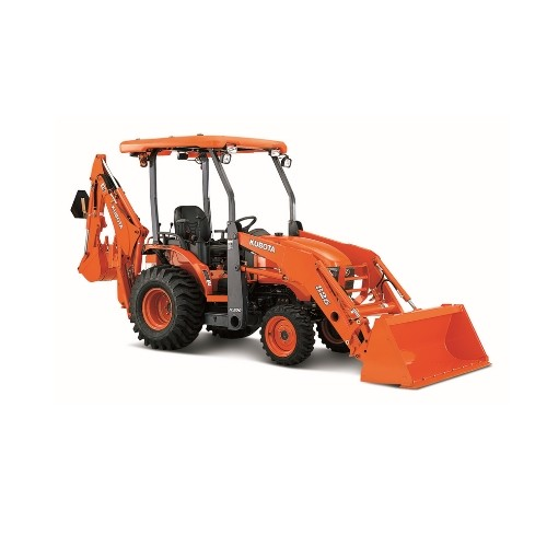 Tractor Loader / Backhoe