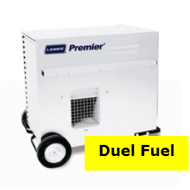 Heater – 350K BTU