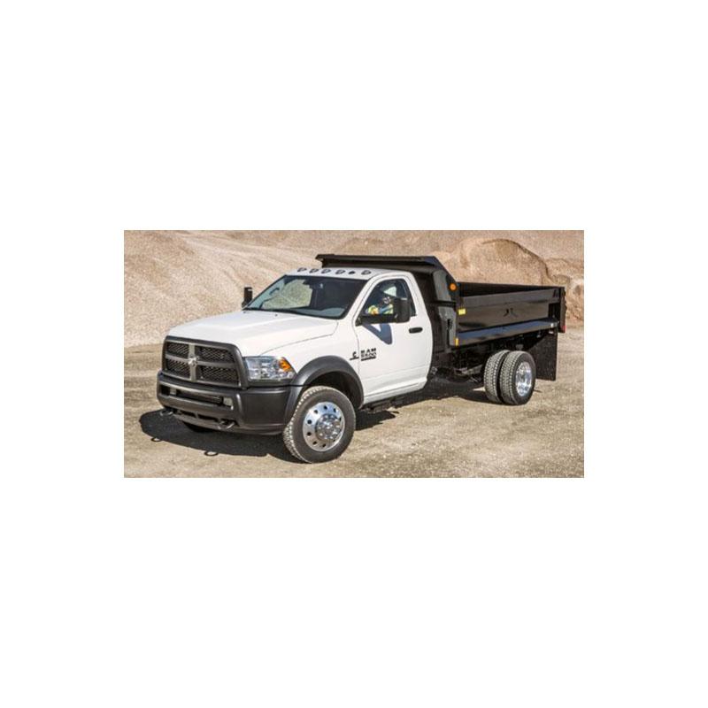 Dump Truck – Ford