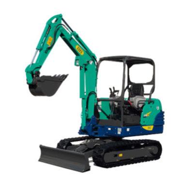 Mini Excavator – 6,000 lb