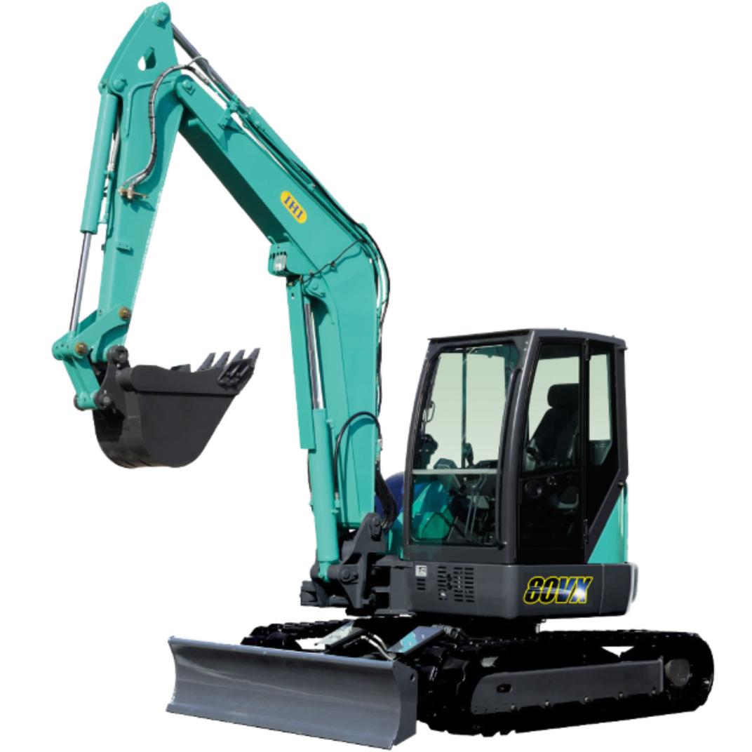Mini Excavator – 15,000 lb