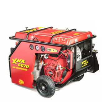 MMD/or Con X 70 CFM Diesel Air Compressor