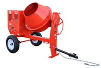 Milti-Quip 9 cf Concrete Mixer w/ Honda Gasoline GX240