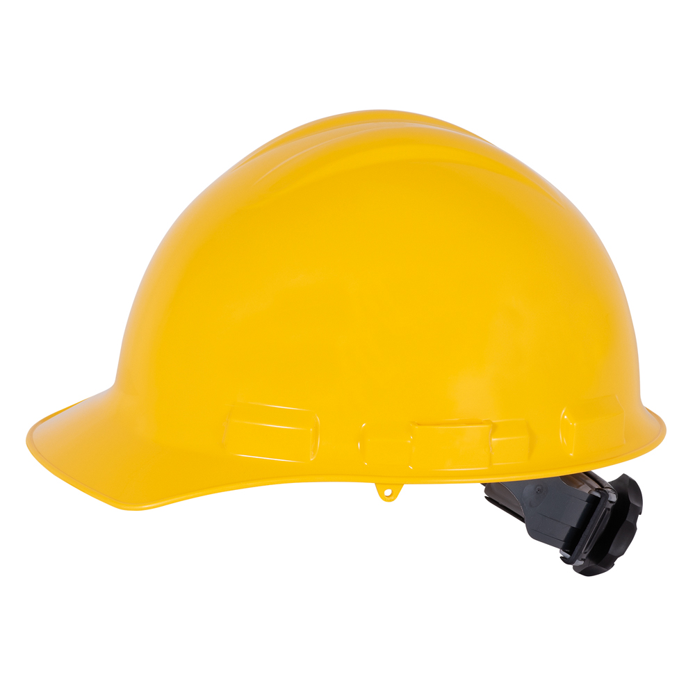 Front Brim Hard Hat Yellow