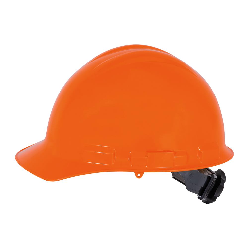 Front Brim Hard Hat Orange