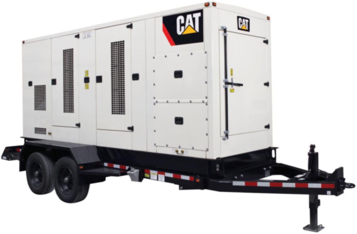 Generator – 300 KW